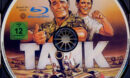 Der Tank (1984) R2 German Blu-Ray Label