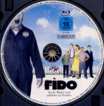Fido (2006) R2 German Blu-Ray Label
