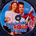 Geschenkt ist noch zu teuer (1986) R2 German Blu-Ray Label