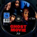Ghost Movie (2013) R2 German Blu-Ray Label