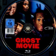 Ghost Movie (2013) R2 German Blu-Ray Label