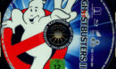 Ghostbusters 2 (1989) R2 German Blu-Ray Label
