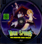 High Spirits (1988) R2 German Blu-Ray Label