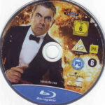 Johnny English – Jetzt erst recht! (2011) R2 German Blu-Ray Label