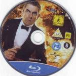 Johnny English – Jetzt erst recht! (2011) R2 German Blu-Ray Label