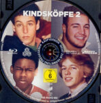 Kindsköpfe 2 (2013) R2 German Blu-Ray Label