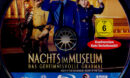 Nachts im Museum - Das geheimnisvolle Grabmal (2014) R2 German Blu-Ray Label