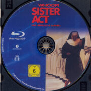 Sister Act – Eine himmlische Karriere (1992) R2 German Blu-Ray Label