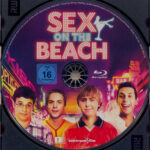 Sex on the Beach (2011) R2 German Blu-Ray Label