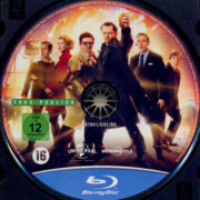 The World's End (2013) R2 German Blu-Ray Label