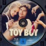 Toy Boy (2009) R2 German Blu-Ray Label