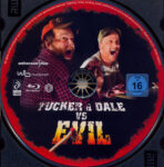 Tucker & Dale vs Evil (2010) R2 German Blu-Ray Label