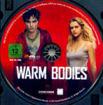 Warm Bodies (2013) R2 German Blu-Ray Label