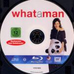 What a Man (2011) R2 German Blu-Ray & DVD Label
