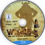 Wickie und die starken Männer (2009) R2 German Blu-Ray Label