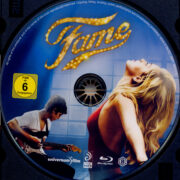 Fame (2009) R2 German Blu-Ray Label