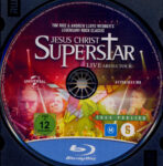 Jesus Christ Superstar – Live Arena Tour (2012) R2 German Blu-Ray Label