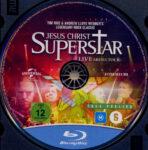 Jesus Christ Superstar – Live Arena Tour (2012) R2 German Blu-Ray Label