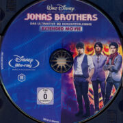 Jonas Brothers: The 3D Concert Experience (2009) R2 German Label