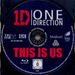 One Direction: This Is Us (2013) R2 German Blu-Ray Label