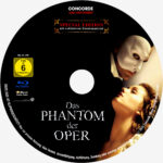 Das Phantom der Oper (2004) R2 German Blu-Ray Label