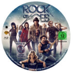Rock of Ages (2012) R2 German Blu-Ray Label