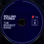 Rolling Stones - The Biggest Bang (2007) R2 German Blu-Ray