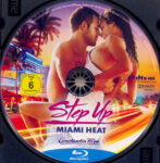Step Up – Miami Heat (2012) R2 German Blu-Ray Label
