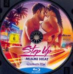 Step Up – Miami Heat (2012) R2 German Blu-Ray Label
