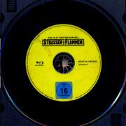 Straßen in Flammen (1984) R2 German Blu-Ray Label