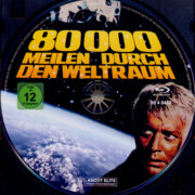80.000 Meilen durch den Weltraum (1974) R2 German Blu-Ray Label