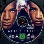 After Earth (2013) R2 German Blu-Ray Label