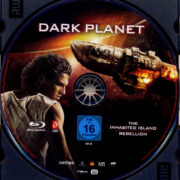 Dark Planet (2009) R2 German Blu-Ray Label