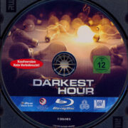 Darkest Hour (2011) R2 German Blu-Ray Labels