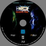 Enemy Mine – Geliebter Feind (1985) R2 German Custom Blu-Ray Labels