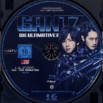 Gantz – Die ultimative Antwort (2011) R2 German Blu-Ray Label
