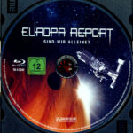 Europa Report (2013) R2 German Blu-Ray Label