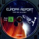 Europa Report (2013) R2 German Blu-Ray Label
