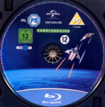 Kampfstern Galactica (1978) R2 German Blu-Ray Label