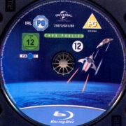 Kampfstern Galactica (1978) R2 German Blu-Ray Label