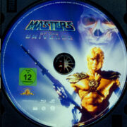 Masters of the Universe (1987) R2 German Blu-Ray Label