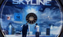 Skyline (2010) R2 German Blu-Ray Label