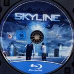 Skyline (2010) R2 German Blu-Ray Label