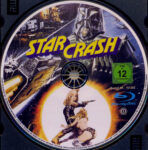 Star Crash – Sterne im Duell (1978) R2 German Blu-Ray Label