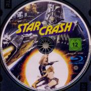 Star Crash – Sterne im Duell (1978) R2 German Blu-Ray Label
