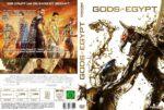 Gods of Egypt (2016) R2 GERMAN Custom Cover