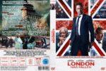 London has fallen (2016) R2 GERMAN Custom Cover