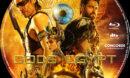 Gods of Egypt (2016) R2 German Custom Blu-Ray Label