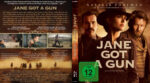 Jane Got a Gun (2016) R2 German Custom Blu-Ray Cover & label