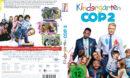 Kindergarten Cop 2 (2016) R2 German Custom Cover & label